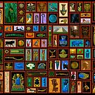 Egyptian collection by David  Kennett
