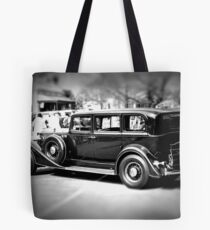 1934, Model 1102, Seven Passenger Sedan Tote Bag