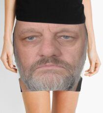 If you wanna be my lover you've gotta get with lacan Mini Skirt