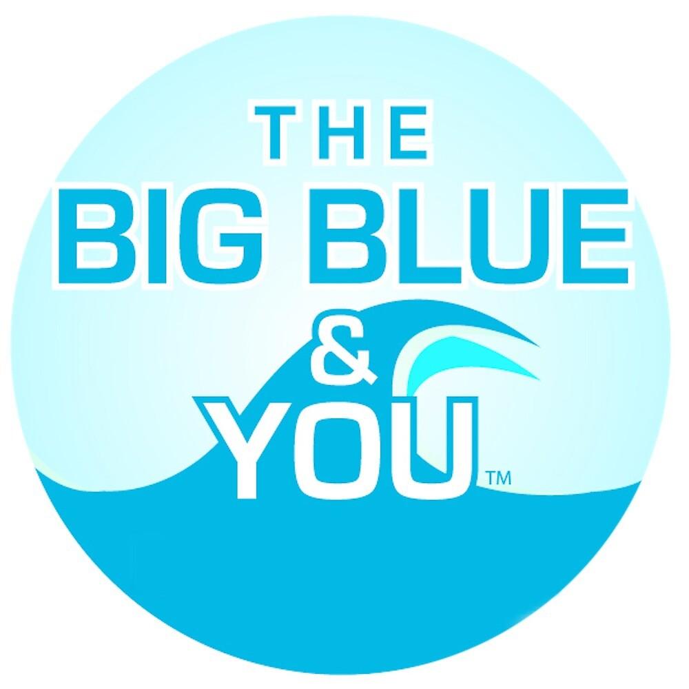 The Big Blue Logo by teambigblue
