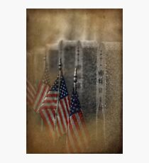 patriots pallet Photographic Print