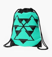 Battlestar Drawstring Bag