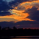 Sunset Beauty from God by Susan Blevins