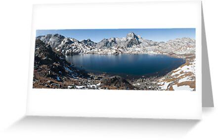 Sacred lake  by idoavr