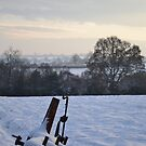 Plough in the snow by SmallKid92