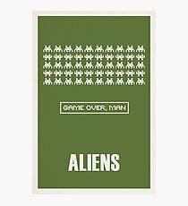 Aliens Photographic Print