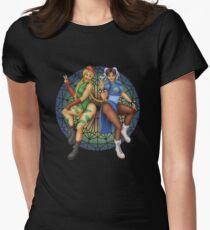 SF BFFs Women's Fitted T-Shirt