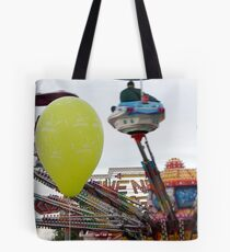 just neon yellow Tote Bag