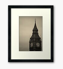 Striking! Framed Print