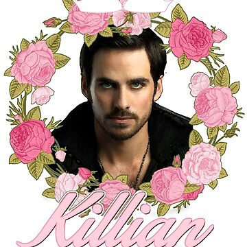 Killian Jones by misslelia