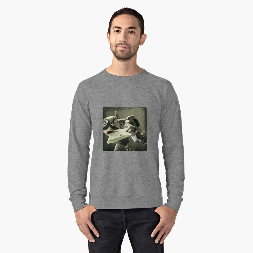 Wheeljack Portrait Lightweight Sweatshirt Front