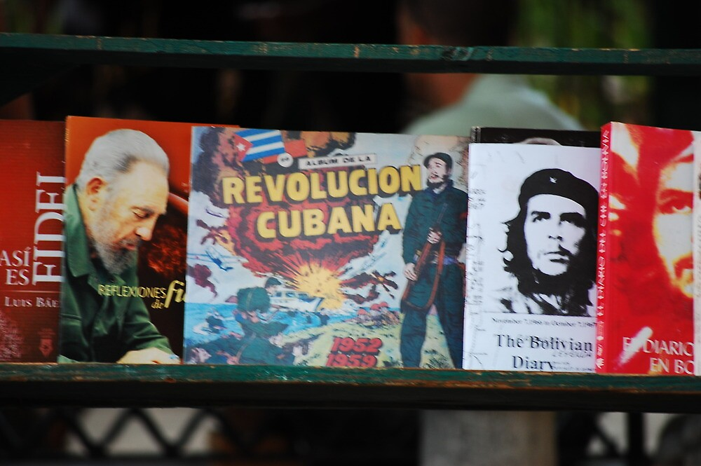 Traces of the Cuban Revoltion by Iria90