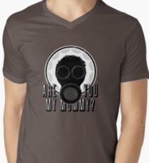 Are You My Mummy? (Alternate Text) Mens V-Neck T-Shirt