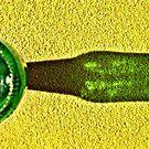 Bottle Shadow by GlennB