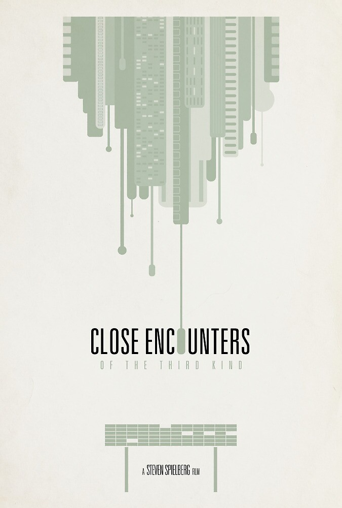 Close Encounters of the Third Kind by Matt Owen