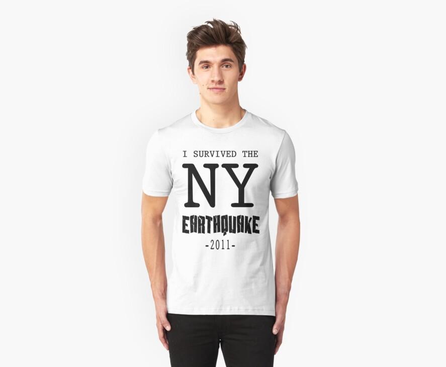 I SURVIVED THE NY CITY EARTHQUAKE by agliarept