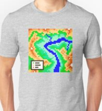 Pixel Topography T-Shirt