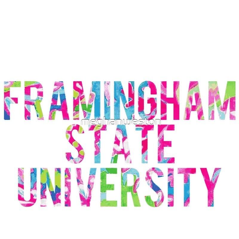 Framingham State University by meghanweston