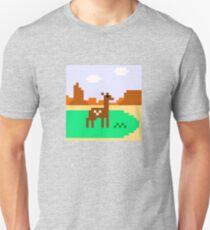 Deer in Meadow Unisex T-Shirt
