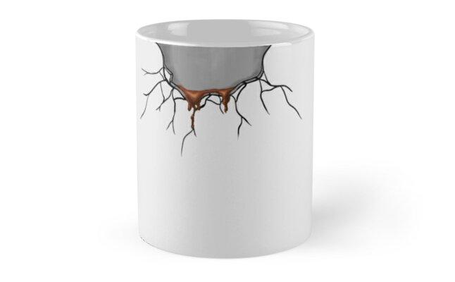 Broken Mug by wayvy6