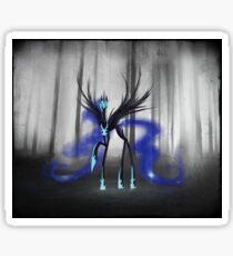 My Little Pony - MLP - Nightmare Moon  Sticker