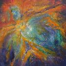 Nebula in Orion by Susan Duffey