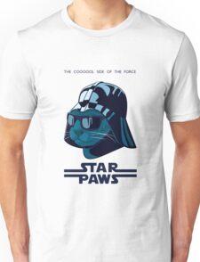 Darth Kitty - Imperial blue Unisex T-Shirt