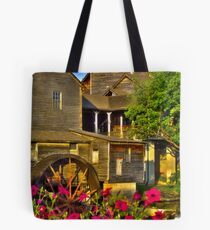 The Old Mill (HDR) Tote Bag
