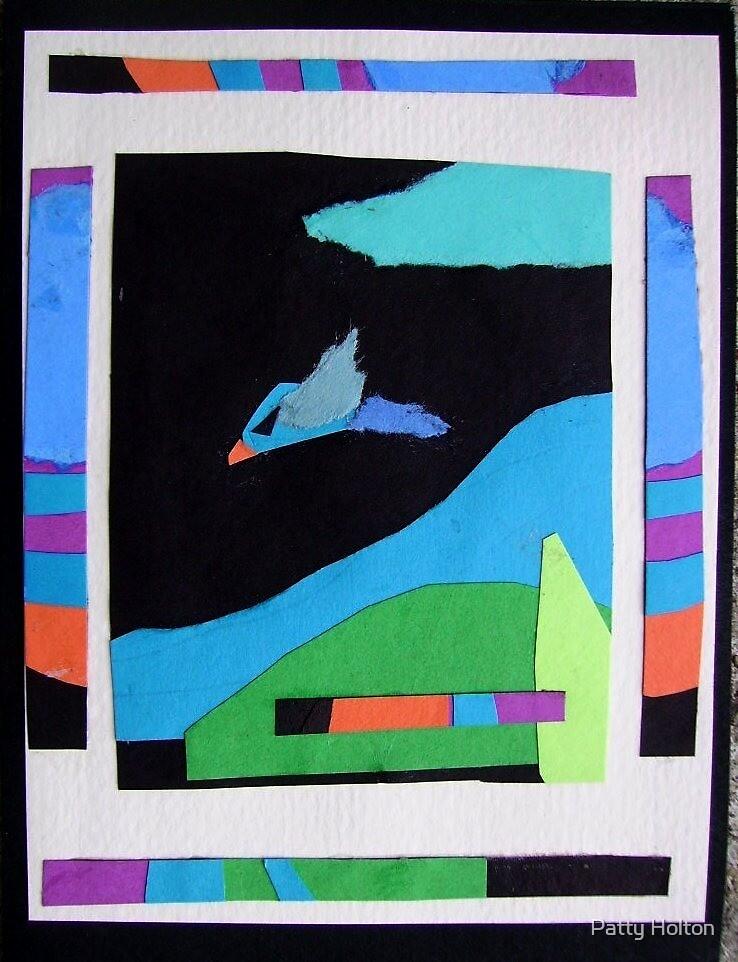 Bright Birdie by Patty Holton