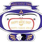 Happy Mask Shop by kmtnewsman