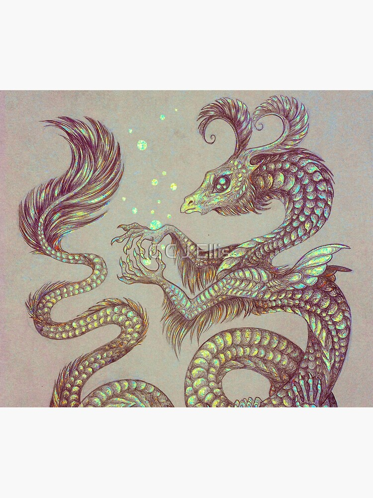 Moth Dragon by cjellis