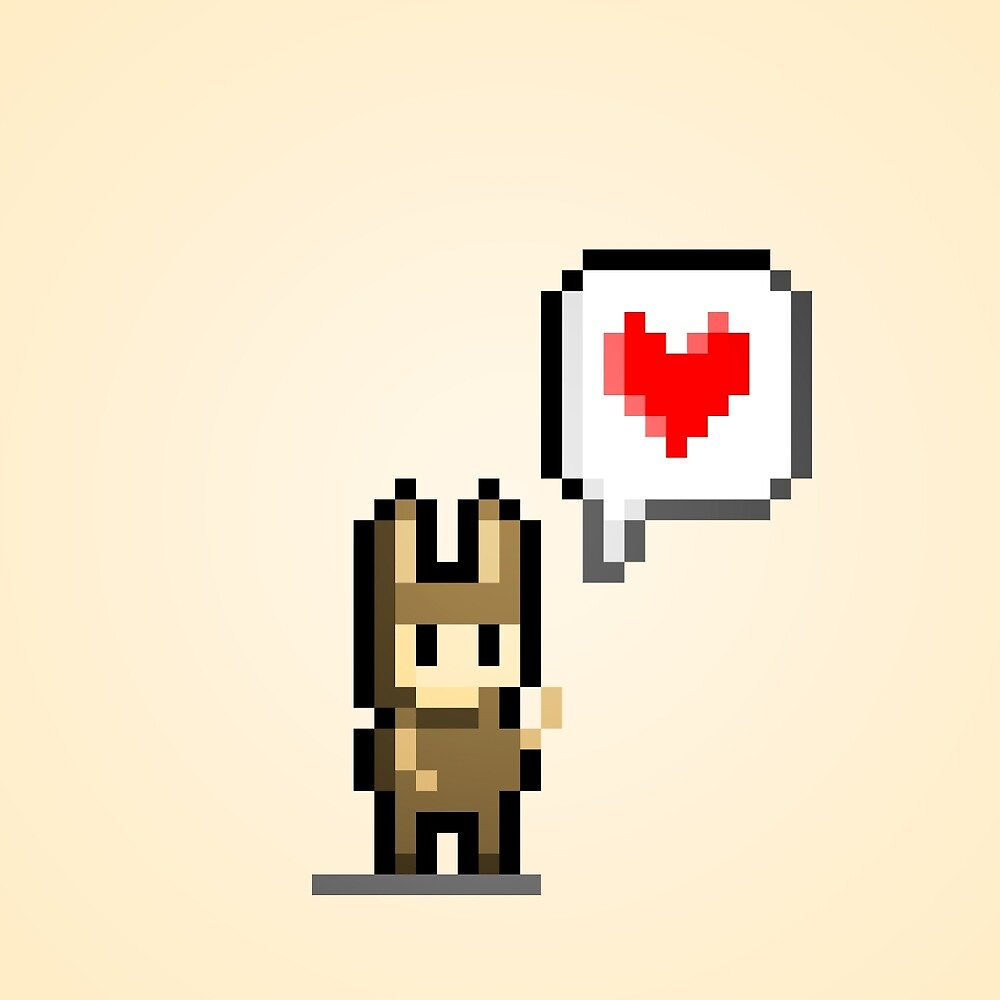 Bunny Love by Justin Mair