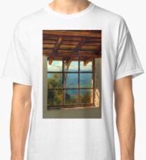 0648 Through the Window Classic T-Shirt
