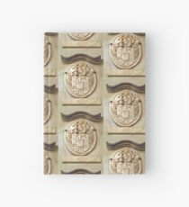 Genetti Family Coat-of-Arms Hardcover Journal