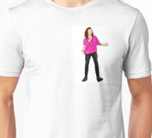 Pink Polka Dot Harry  Unisex T-Shirt