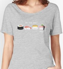 Sushi Buddies Women's Relaxed Fit T-Shirt