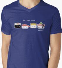 Sushi Buddies Men's V-Neck T-Shirt