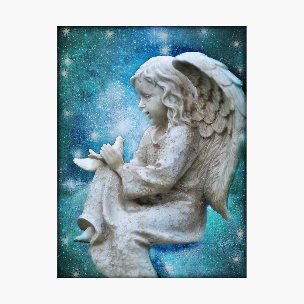 Angel Fotodruck