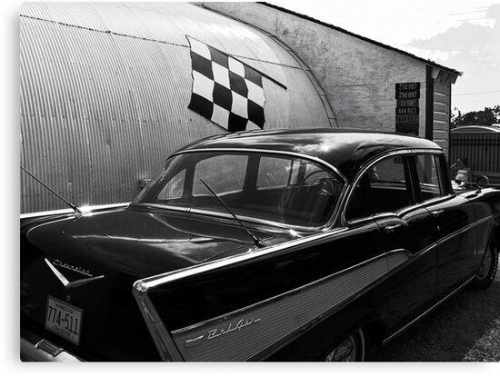 Chevy Bel-Air  by shutterbug2010