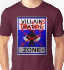 Villains Rules!  T-Shirt