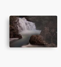 Arm River Falls Metal Print