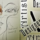 Artist Vs Design 01 by C. Rodriguez