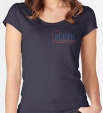 The Bluth Company Women's Fitted Scoop T-Shirt