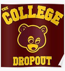 Bear Dropout Poster