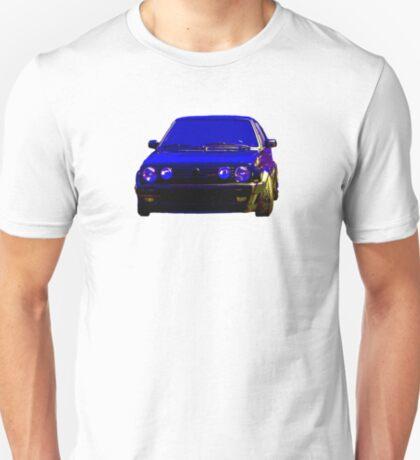 VW Golf MK2 G60 T-Shirt