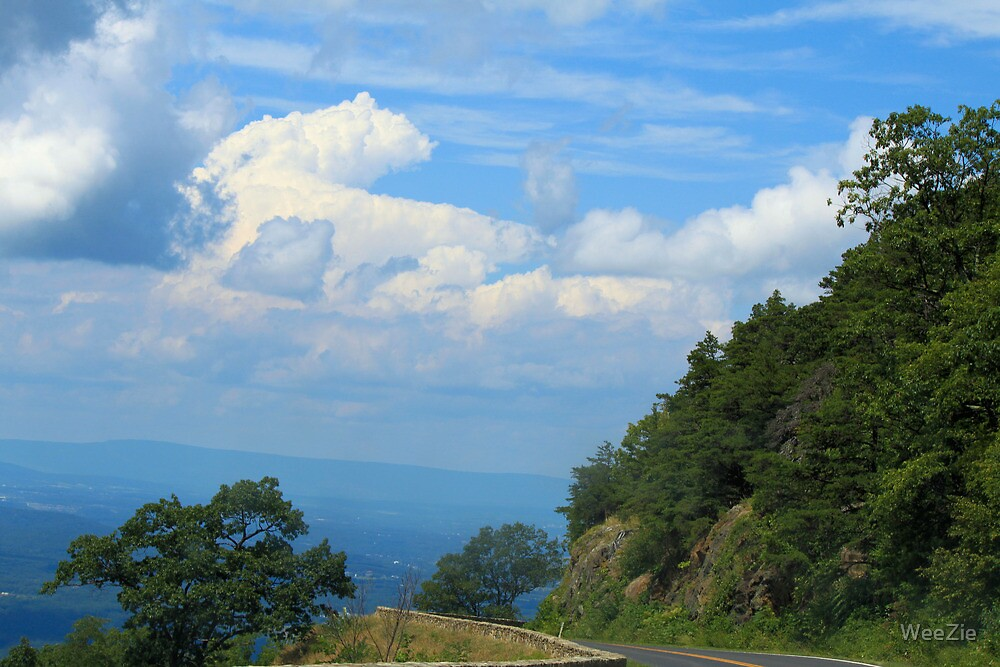 Skyline Drive by WeeZie
