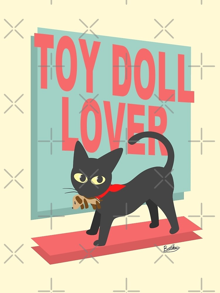 Toy Doll Lover by BATKEI