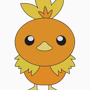 Torchic by chrisstokes
