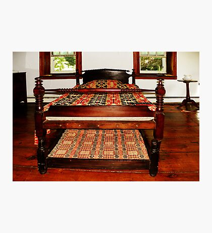 Early Trundle Bed Photographic Print