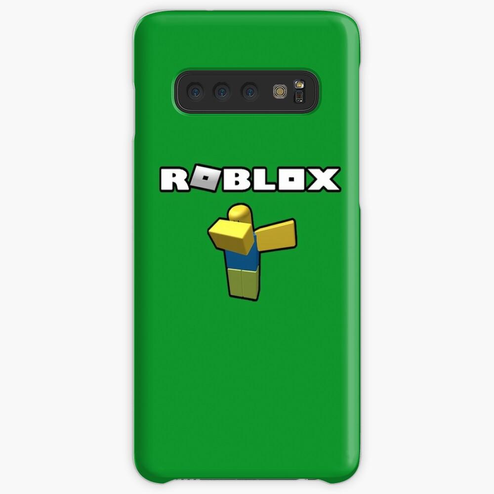 Roblox Noob Dablox Case Skin For Samsung Galaxy By Vitezcrni